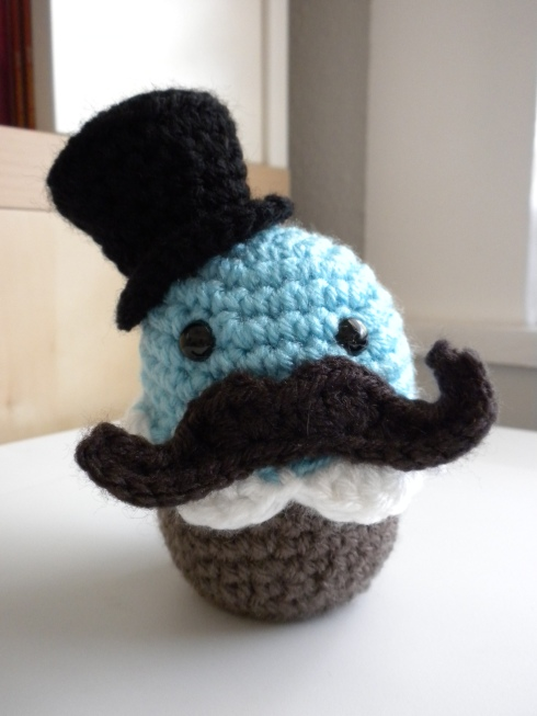 Sir Cakeworthy's Fancy Top Hat